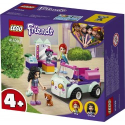 LEGO® 41439 Peluquería Felina Móvil