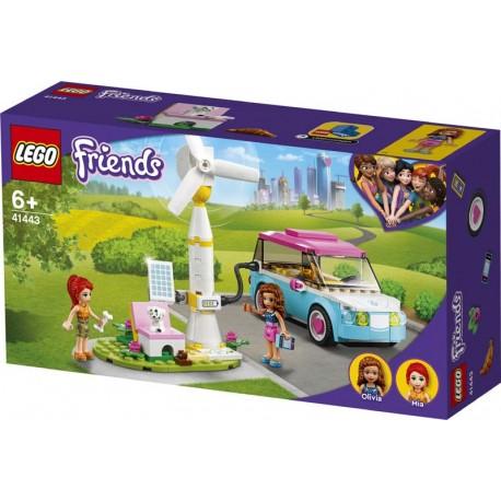 LEGO® 41443 Coche Eléctrico de Olivia