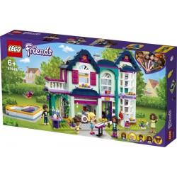 LEGO® 41449 Casa Familiar de Andrea