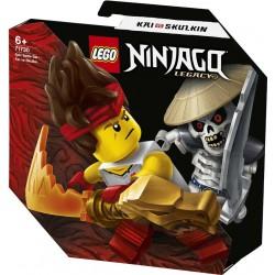 Lego® 71730 Set de Batalla Legendaria: Kai vs. Skulkin