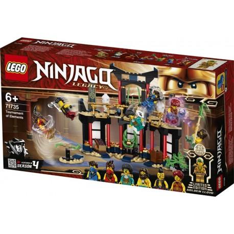 LEGO® 71735 Torneo de los Elementos