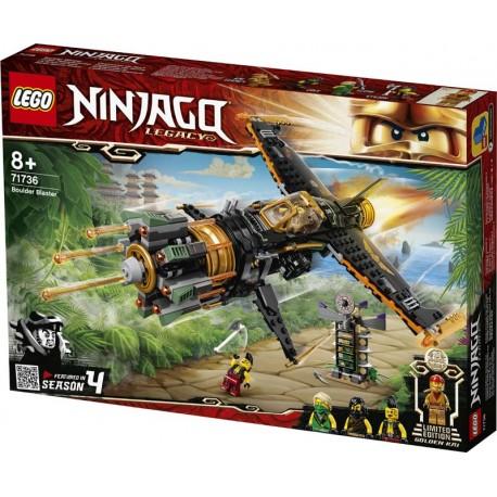 LEGO® 71736 Destructor de Roca