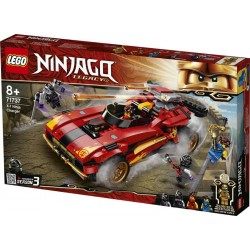 Lego® 71737 Deportivo Ninja X-1