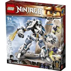 Lego® 71738 Combate en el Titán Robot de Zane