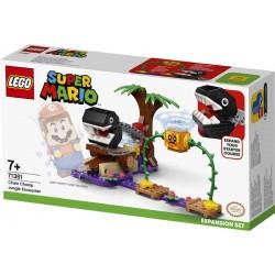 LEGO® 71381 Set de Expansión: Batalla en la jungla contra el Chomp Cadenas
