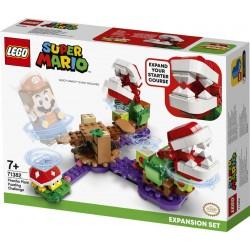 Lego® 71382 Set de Expansión: Desafío desconcertante de las Plantas Piraña