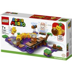 LEGO® 71383 Set de Expansión: Pantano venenoso de la Floruga