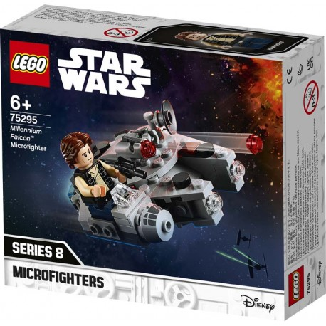 Lego® 75295 Microfighter: Halcón Milenario