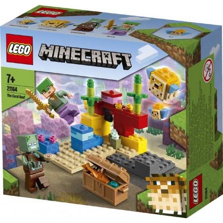 Lego® 21164 El Arrecife de Coral