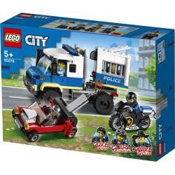 Lego® 60276 Transporte de Prisioneros de Policía