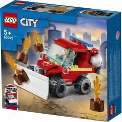 Lego® 60279 Furgoneta de Asistencia de Bomberos