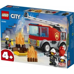 Lego® 60280 Camión de Bomberos con Escalera