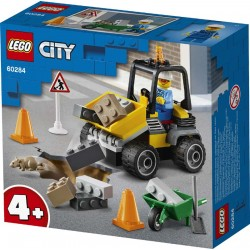 Lego® 60284 Vehículo de Obras en Carretera