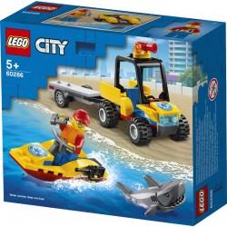 Lego® 60286 Quad de Rescate Costero