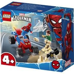 Lego® 76172 Batalla Final entre Spider-Man y Sandman