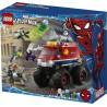 Lego® 76174 Monster Truck de Spider-Man contra Mysterio
