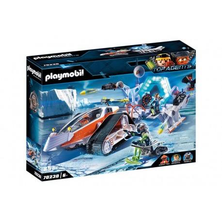 Playmobil® 70230 SPY TEAM Comando de Nieve