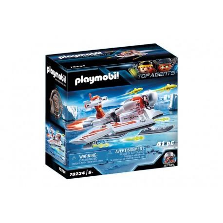 Playmobil® 70234 SPY TEAM: Volador