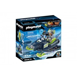 Playmobil® 70235 ARTIC REBELS: Moto de Hielo
