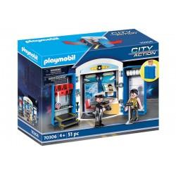 Playmobil® 70306 Cofre Policía