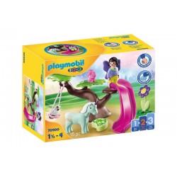 Playmobil® 70400 1.2.3 Parque Infantil Hada