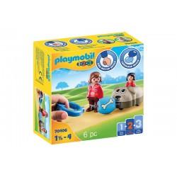 Playmobil® 70406 1.2.3.  Mi Perro