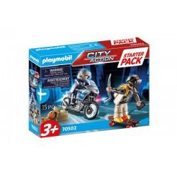 Playmobil® 70502 Starter Pack Policía set adicional