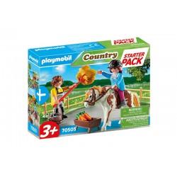 Playmobil® 70505 Starter Pack Granja de Caballos set adicional