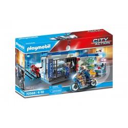 Playmobil® 70568 Policía: escape de la prisión