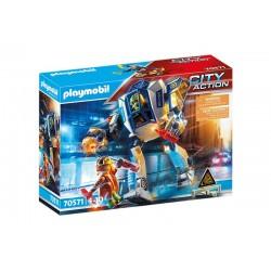 Playmobil® 70571 Robot Policía: operación Especial