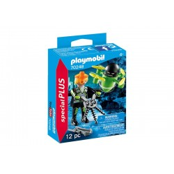 Playmobil® 70248 Agente con Dron