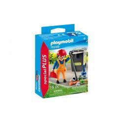 Playmobil® 70249 Barrendero