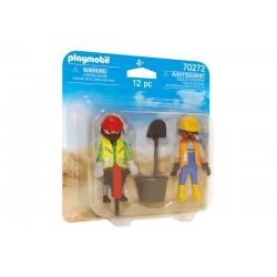 Playmobil® 70272 Duo Pack Obreros