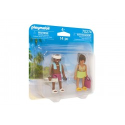 Playmobil® 70274 Dúo Pack Pareja de Vacaciones