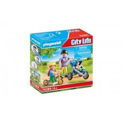 Playmobil® 70284 Mamá con Niños