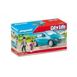 Playmobil® 70285 Familia con Coche