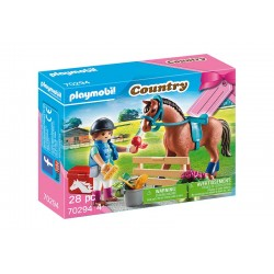 Playmobil® 70294 Set Granja Caballos