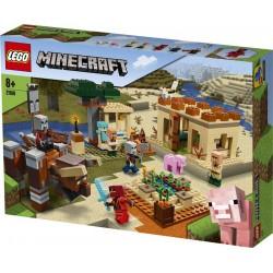 Lego® 21160 La Invasión de los Illager