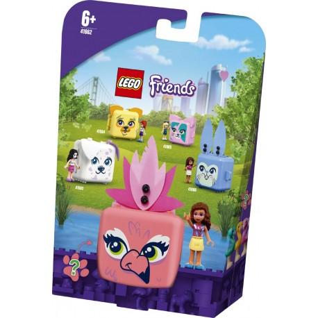 LEGO® 41662 Cubo-Flamenco de Olivia