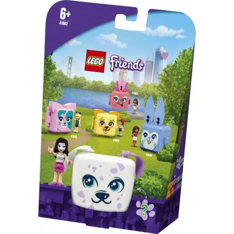 LEGO® 41663 Cubo-Dálmata de Emma