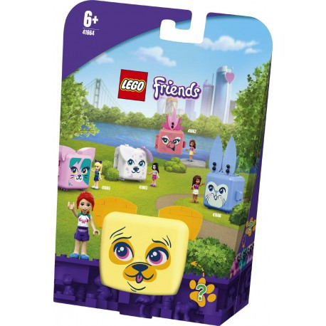 LEGO® 41664 Cubo-Carlino de Mia