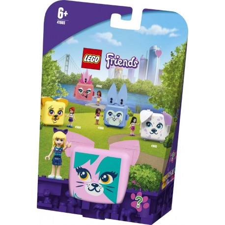 LEGO® 41665 Cubo-Gatito de Stephanie