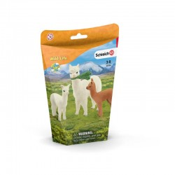 Schleich® 42544 Familia de Alpacas