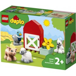 LEGO® 10949 Granja y Animales