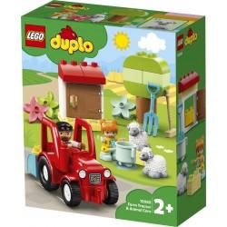LEGO® 10950 Tractor y Animales de la Granja