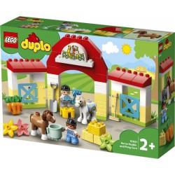 LEGO® 10951 Establo con Ponis