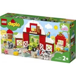 LEGO® 10952 Granero, Tractor y Animales de la Granja