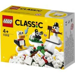 LEGO® 11012 Ladrillos Creativos Blancos