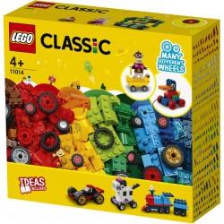 LEGO® 11014 Ladrillos y Ruedas