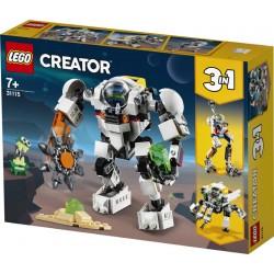 Lego® 31115 Meca Minero Espacial